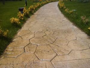 zemin baskı beton